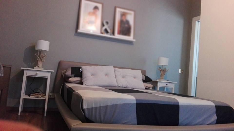Tinteggiatura camera da letto Nettuno - Gabriele Caponi Home ...